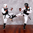 Combattants Shorinji Kempo